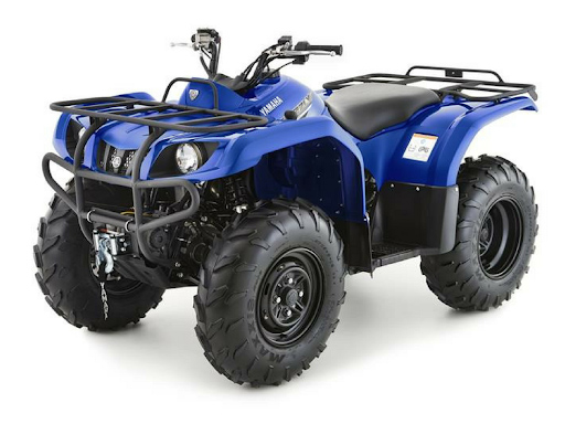 yamaha grizzly 350a 2