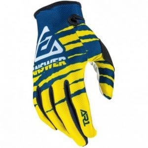 Guantes Answer Ar1 Proglo – Yellow/Midnight/White