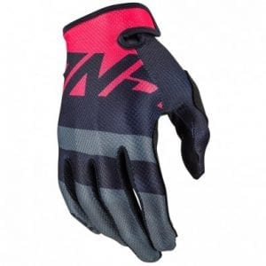 Guantes Answer Ar1 Mujer Voyd – Black/Charcoal/Pink